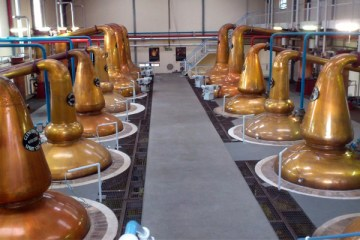 UHI Whisky Course