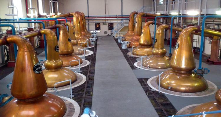 UHI Whisky Course