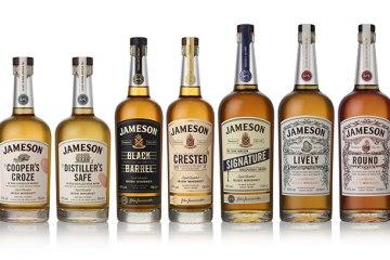 jameson restructures portfolio
