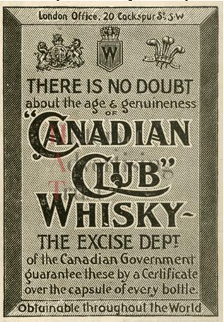 Historical Whisky Ads