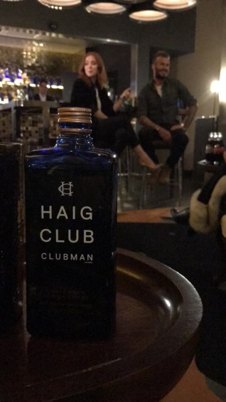 haig club clubman