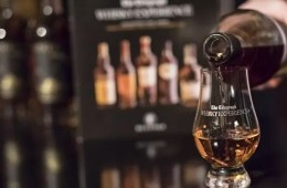 telegraph whisky experience
