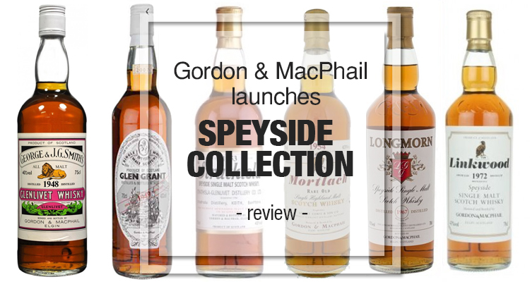 gordon macphail speyside collection