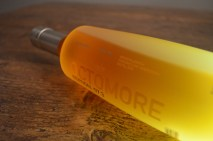 Octomore super-heavily peated single malt whisky