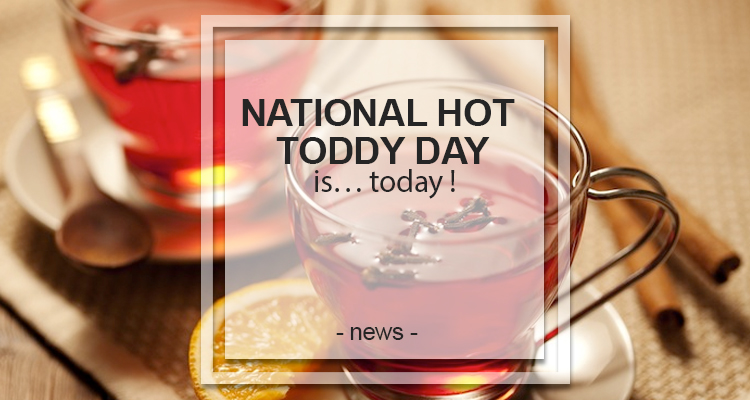 National Hot Toddy Day