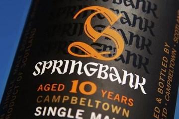 Springbank 10