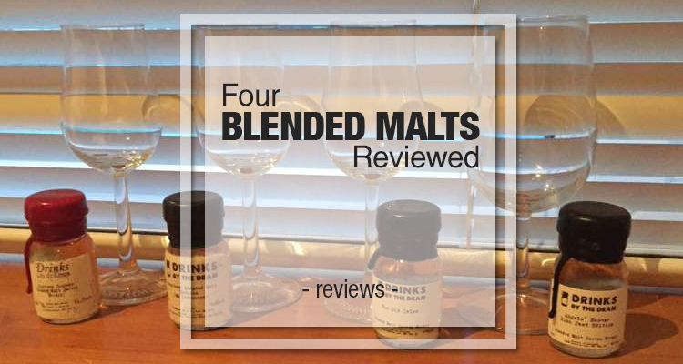 blended malts