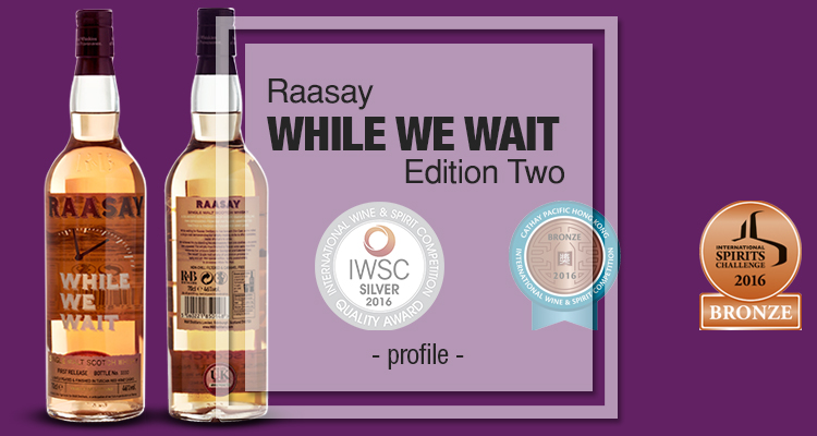 Raasay While We Wait Release Two