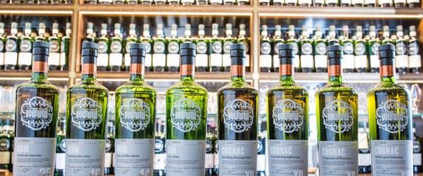 SMWS single cask whiskies