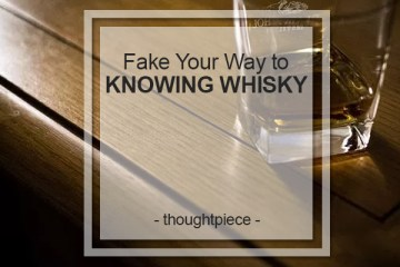 knowing whisky