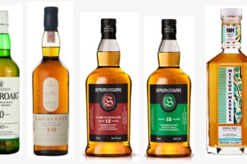 Mega Premium Single Malt Whisky
