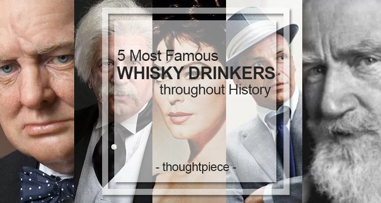 whisky drinkers