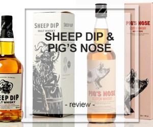 sheep dip & pig's nose