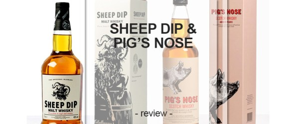 sheep dip & pig's nose