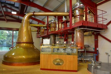 Glenburgie distillery