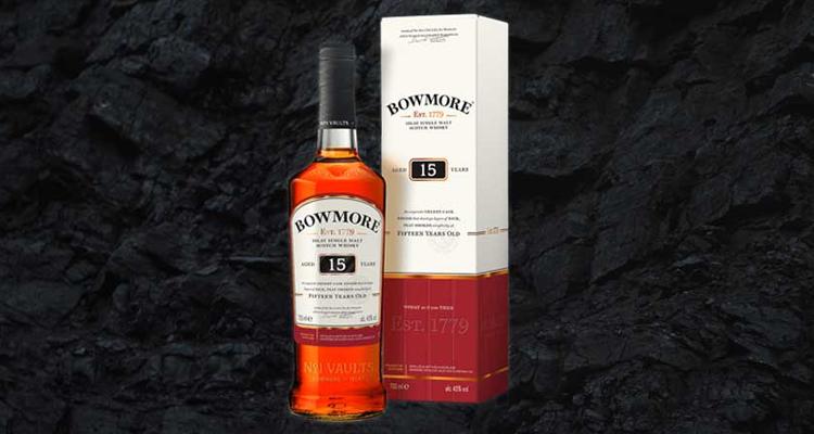 Bowmore Darkest 15 Year Old
