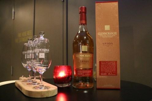 Whisky & Wisdom - Glenmorangie Spios