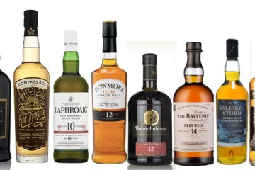 Peated Whiskies