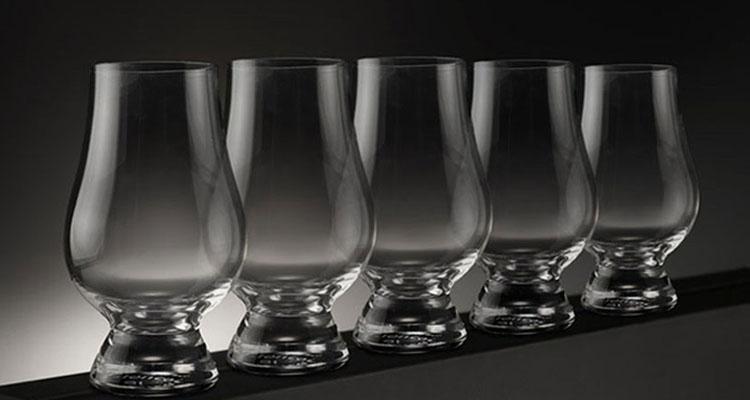 Glencairn whisky glass