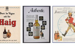 historic marketing of Scotch whisky