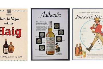 historic marketing of Scotch whisky