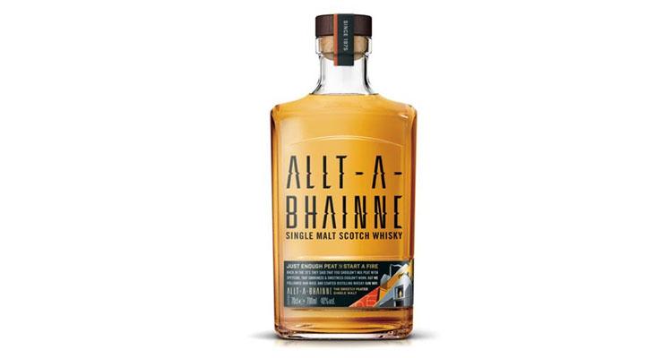 Allt-a-Bhainne First Release