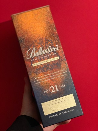 Ballantines Warming Spices
