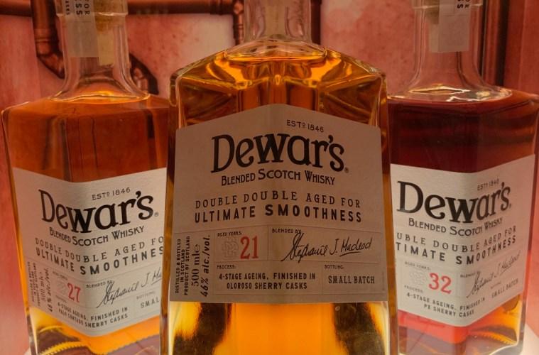 Dewar's Double Double