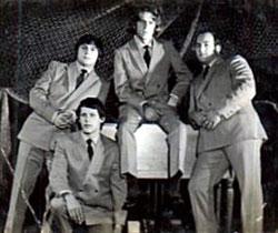 Childe Harold Band