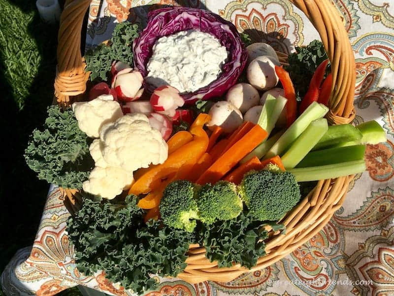 Herby Dill Dip 1