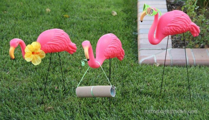 HOT HAVANA IN MIAMI Flamingoes marked