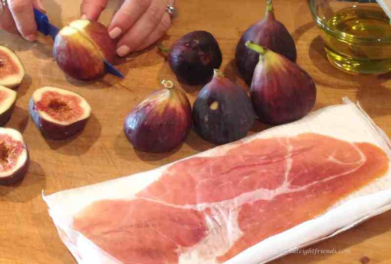 Figs with Prosciutto -1