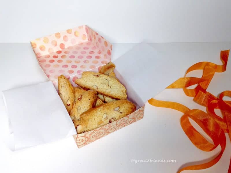 Biscotti Gift Wrapped
