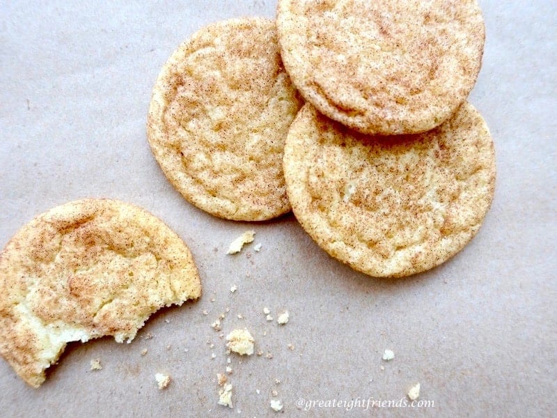 Snickerdoodles, the classic cookie that everyone seems to love! There are many variations, but this is my favorite recipe.