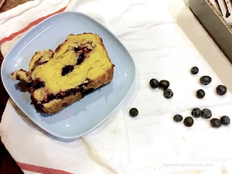 Blueberry Bread