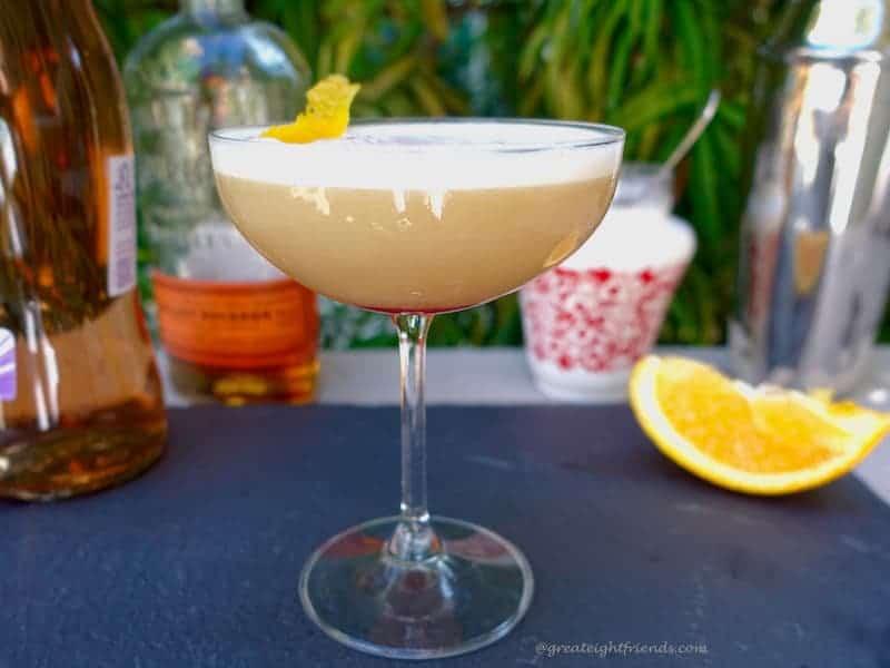 Anna Rose Cocktail