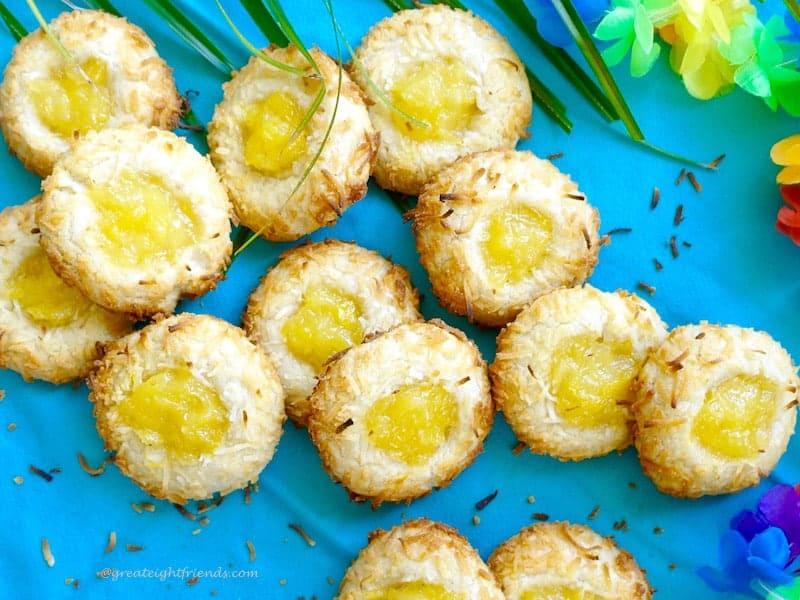 Coconut Pineapple Cookies OH 2