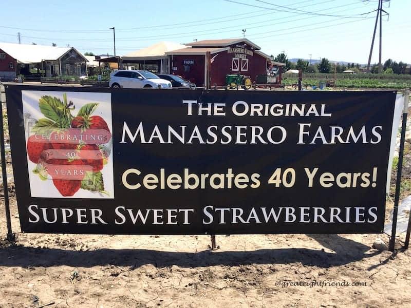 Manassero Farm a local farm here in Orange County, California.