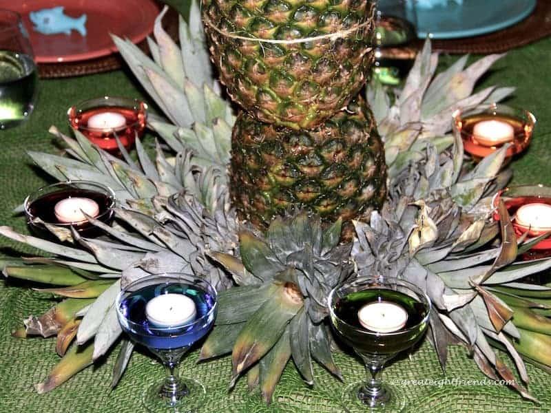 Margaritaville Centerpiece
