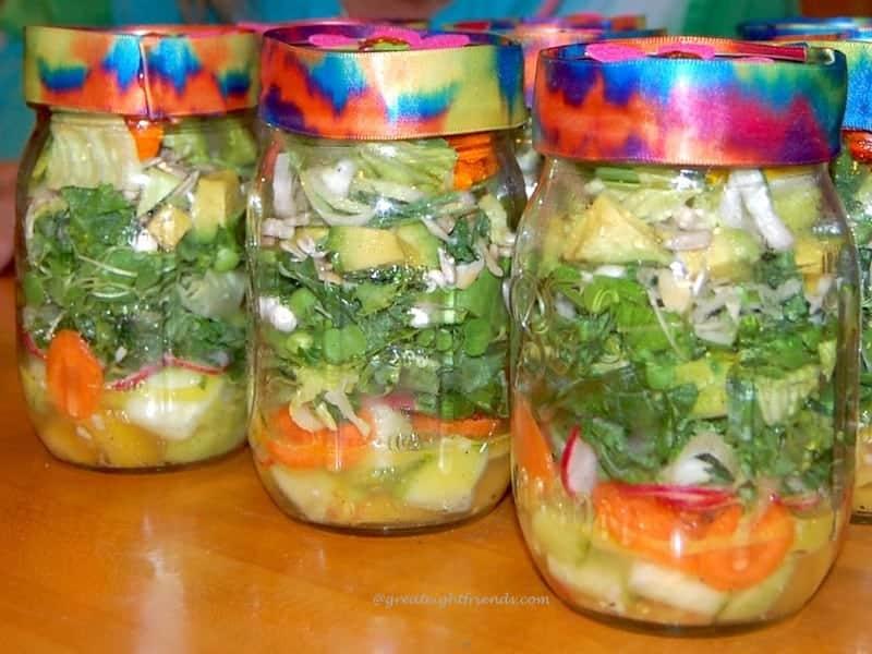 Psychedelic Salad 6