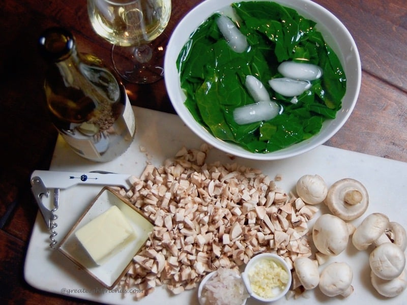 Collard Green Bundles Ingredients 2