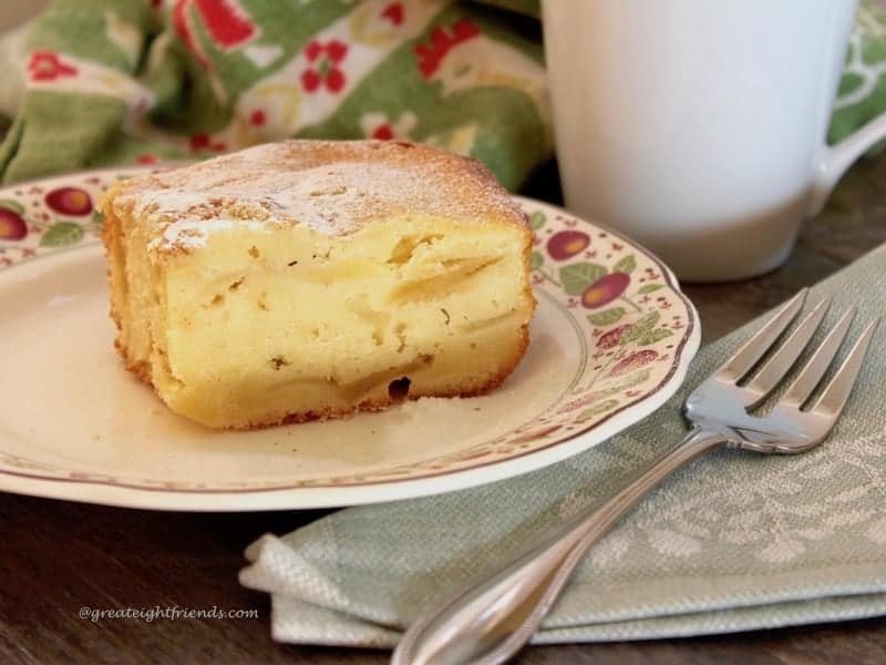 The best recipes come from our mom's and grandmas. This Lithuanian Apple Cake is one of those recipes. Try this moist tender cake, perfect for any occasion!