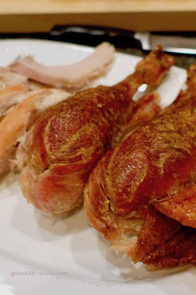 ingham turkey roast cranberry & apple cooking instructions