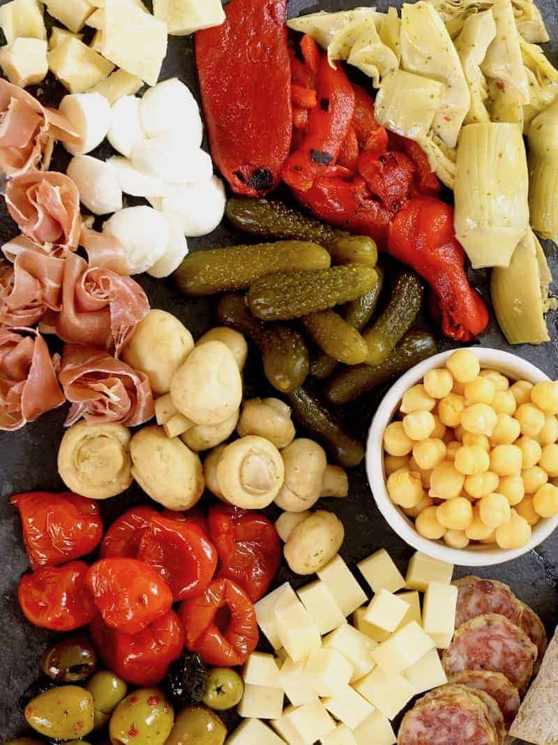 Antipasto OH vertical