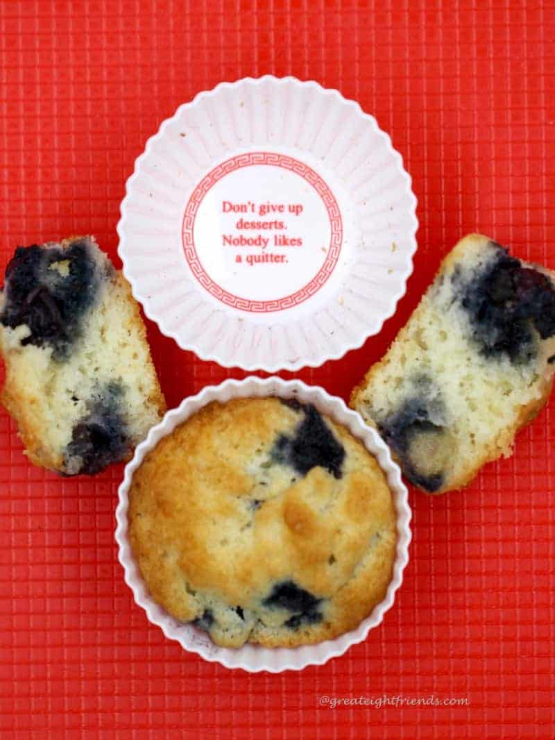 These are simple to make and will be the best breakfast blueberry muffins you have tasted! Skip the box; enjoy these homemade delicious and moist muffins!