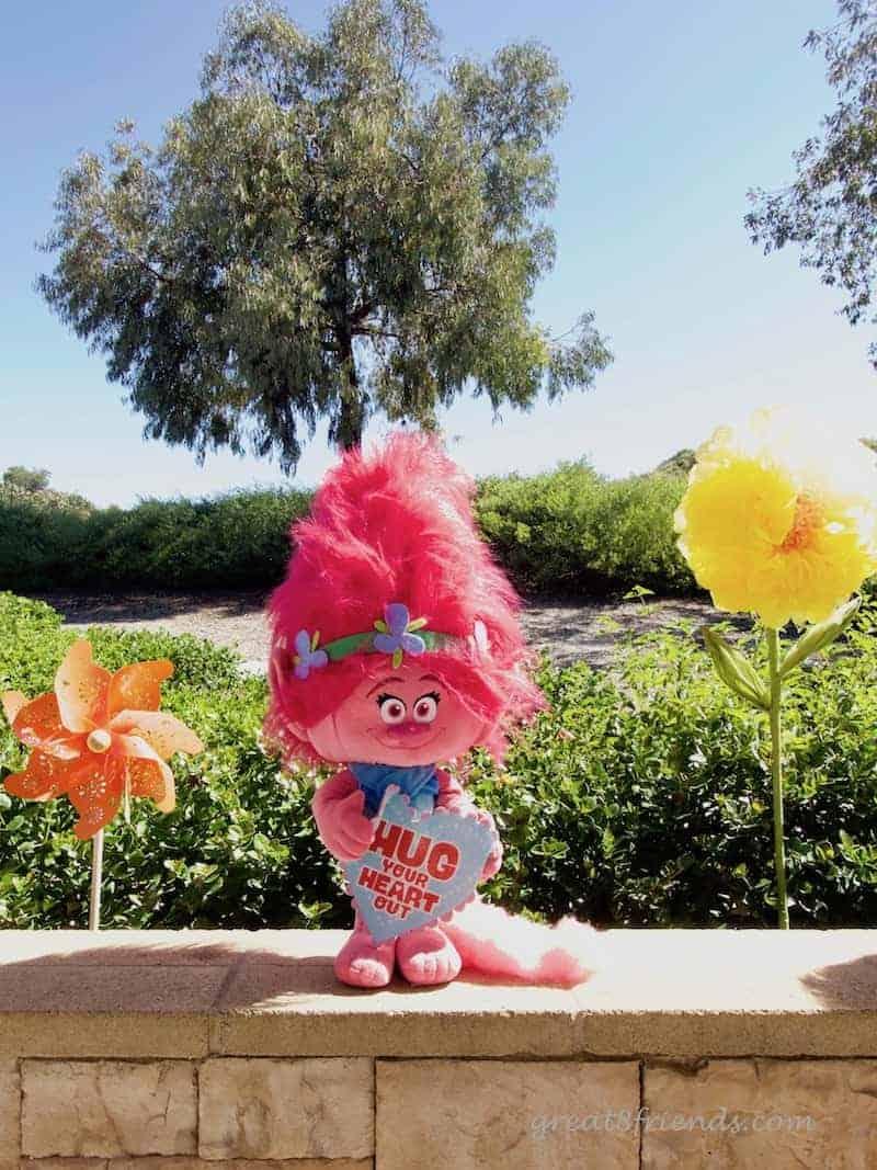 Trolls Birthday Party Poppy