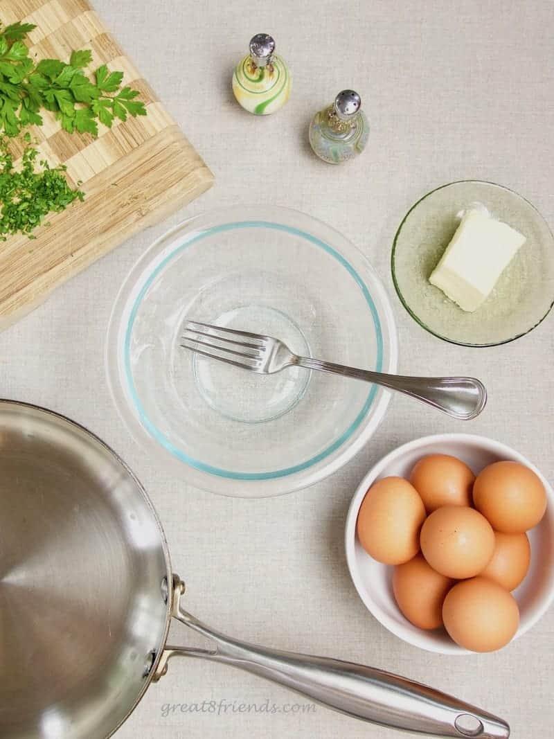 Julia's Omelettes