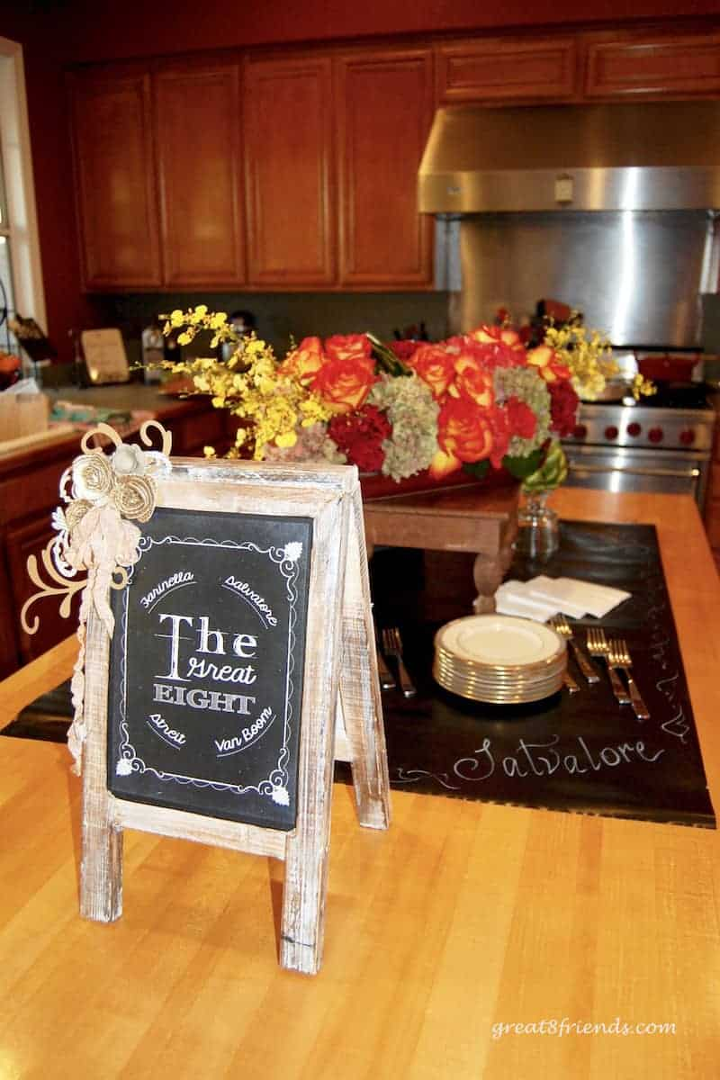 """In 2013, our Great 8 """"Heart of the Artichoke"""" Dinner Party included all delicious recipes from this David Tanis cookbook."""