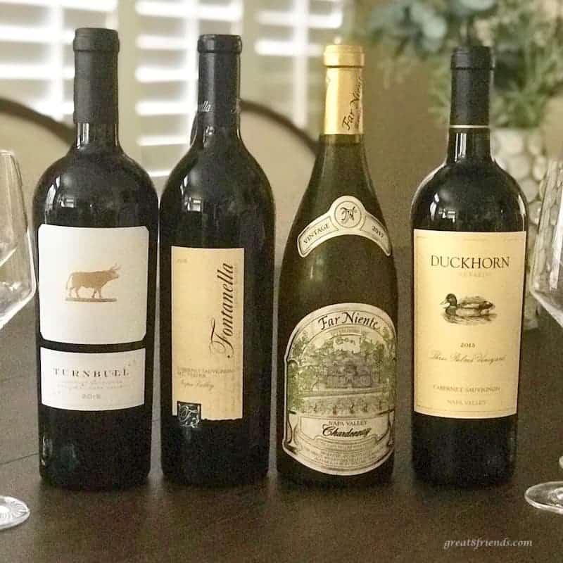 napa wines