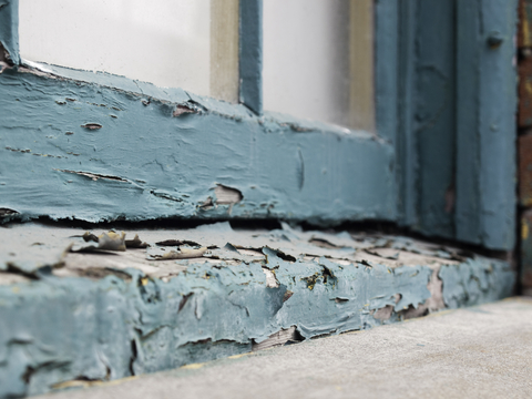 Older Homes May Contain Lead Based Paint